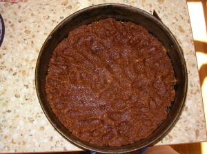 Печенье с маслом и какао